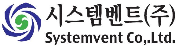 logotype systemvent sydkorea