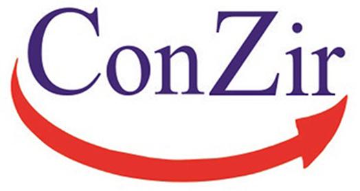 logotype conzir iberiska halvön