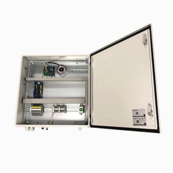 CPFE filterstyrning kopplingsskåp