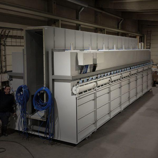 Filtertopp PFMG-22 färdig för leverans