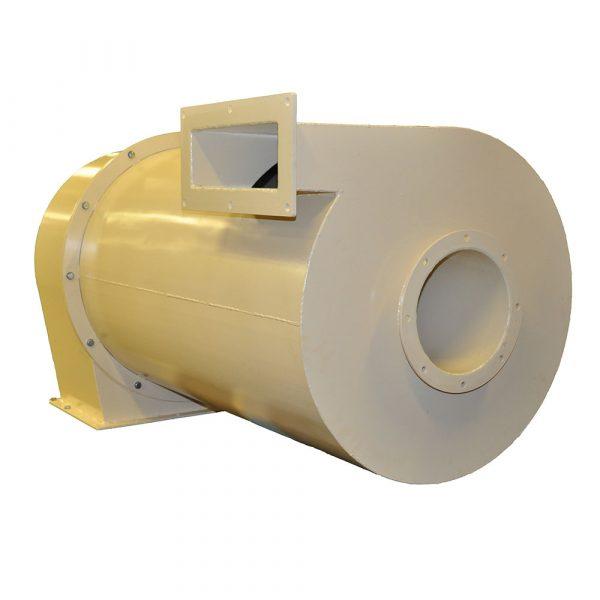 Högeffektcyklon PDHC special klar för leverans i fabrik