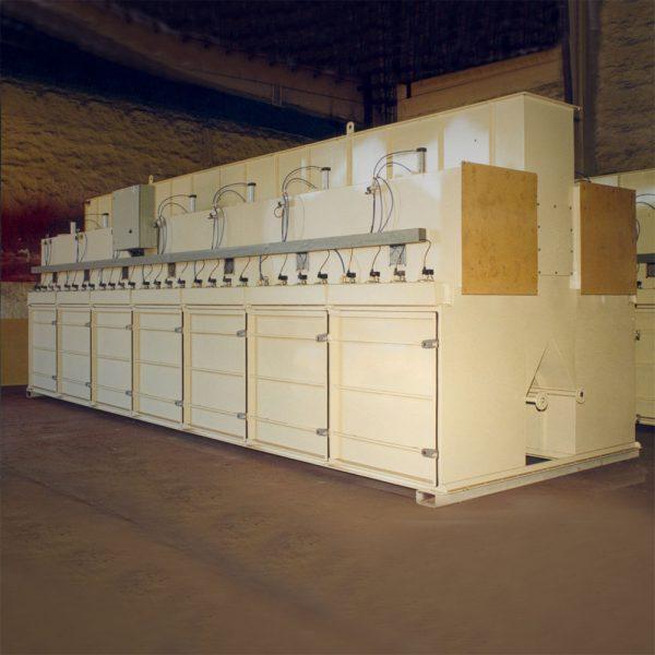 Filtertopp PFMG-22 färdig för leverans i verkstad