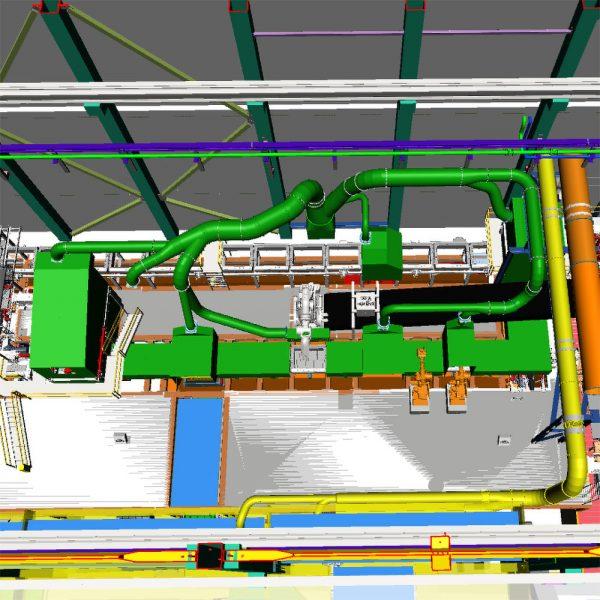 Projektering av sugpunkter i processindustri
